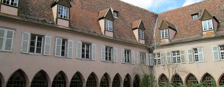 Programme Monument Historique Hospice Saint Quirin à Sélestat - Jedefiscalise
