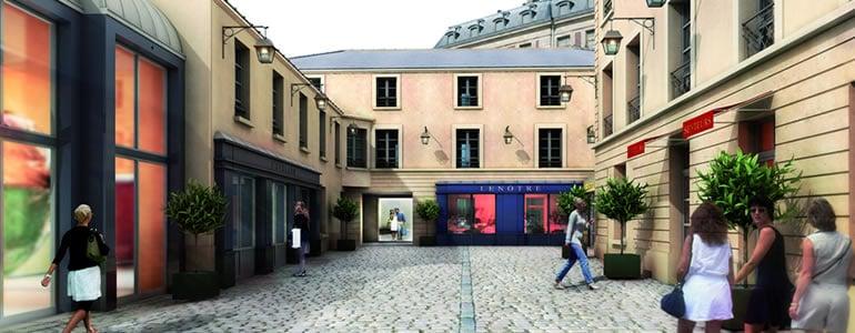 Hôtel de Dangeau - Versailles - Programme Malraux 2013