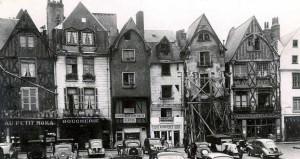 Immeuble Loi Malraux avant travaux