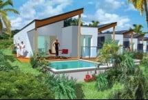 Programme Girardin Immobilier - Villas Sunrise - St Martin - Jedefiscalise