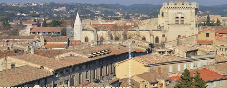 Villeneuve les Avignon - Programme Malraux 2013