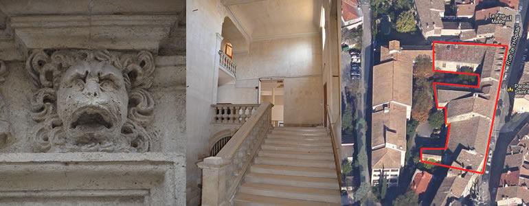 Programme Monument Historique - Palais Canilhac - Jedefiscalise.com