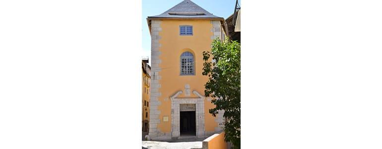 Programme Monument Historique Briançon