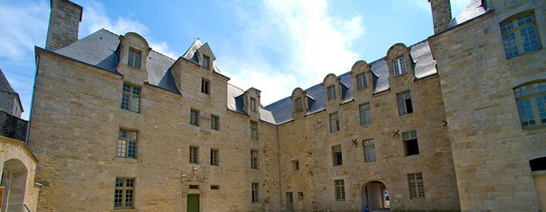 Programme Monument Historique Quimper