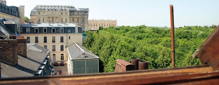Programme Monument Historique - Versailles