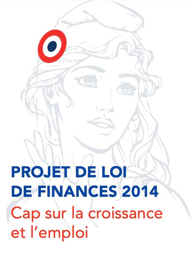 Projet de Loi de finance 2014