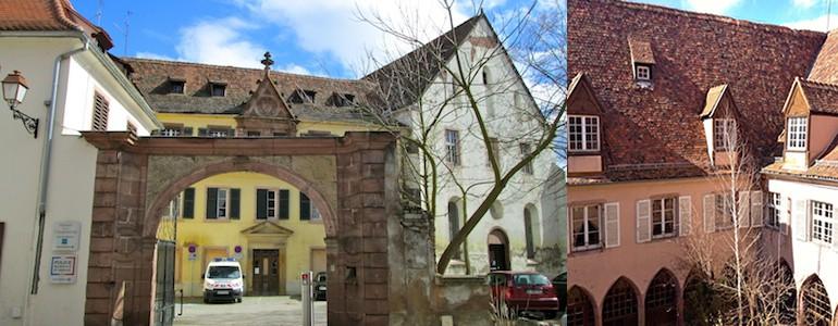 Monument Historique Sélestat Saint Quirin 12