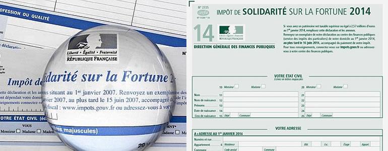 ISF 2014 : modalités, réductions et plafonnement (ou comment gommer l'ISF)