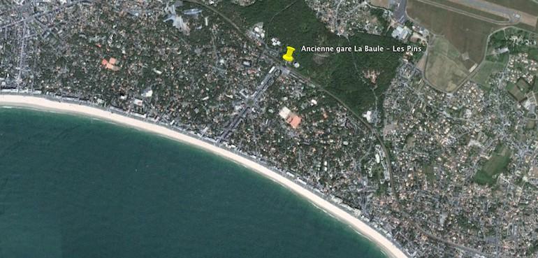 Sous vos impôts, la plage : exemple de Déficit Foncier à La Baule, suivi d'une location meublée
