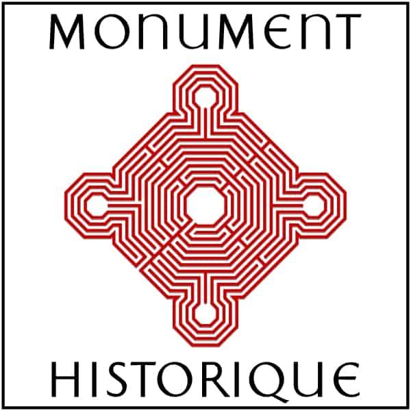 Logo Monument historique - jedefiscalise.com