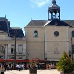 Programme de restauration Monument Historique au coeur du Mans