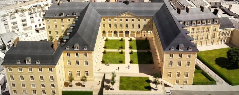 Monument Historique - le mans - visitation - perspective aérienne - jedefiscalise.com