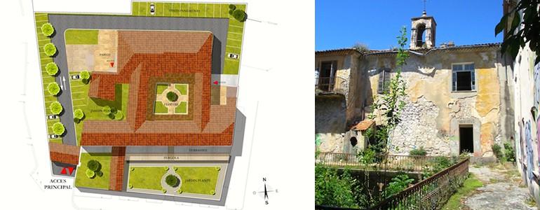 Programme Monument Historique Draguignan - Capucins - 21 - jedefiscalise.com