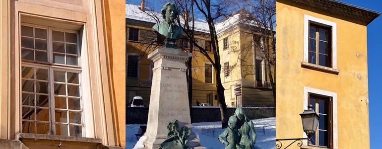 Monument Historique Palais Archiepiscopal Embrun - Jedefiscalise.com - 7