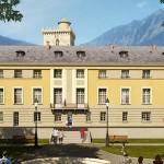 Nouveau programme en loi Monument Historique à Embrun (05)