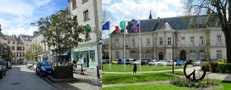 Hôtel de Cravoisier - Melun ville 2