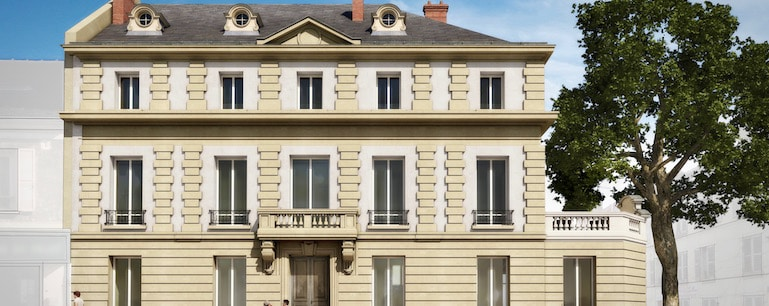 Pinel optimisé - Hotel de Cravoisier - Melun 1 - jedefiscalise.com