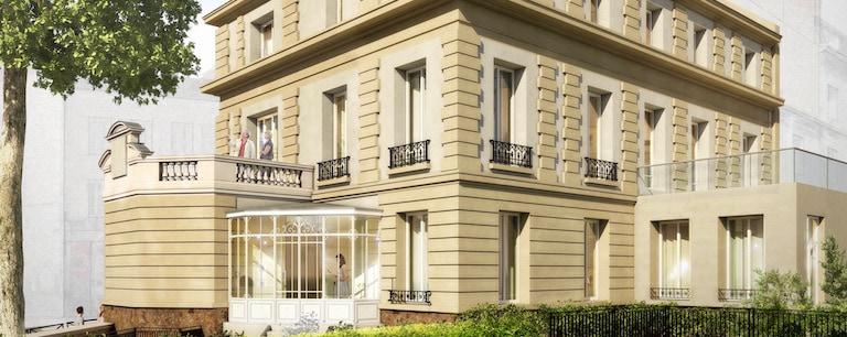 Pinel optimiséau Deficit Foncier - Hotel de Cravoisier - Melun 5 - jedefiscalise.com