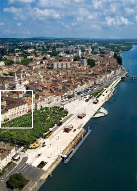 Nouveau programme de restauration Monument Historique à Mâcon