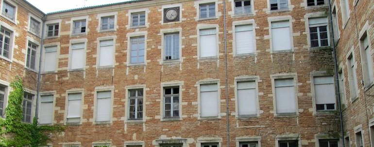 Monument Historique - Macon - Charité Soufflot - Jedefiscalise.com - 4