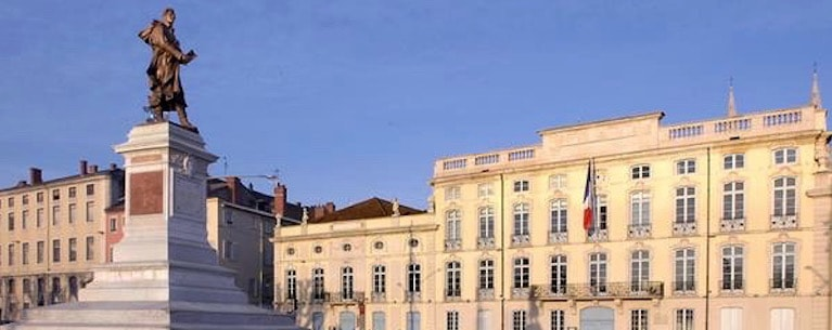 Monument Historique - Macon - Hospice Charité Soufflot - Jedefiscalise.com 8