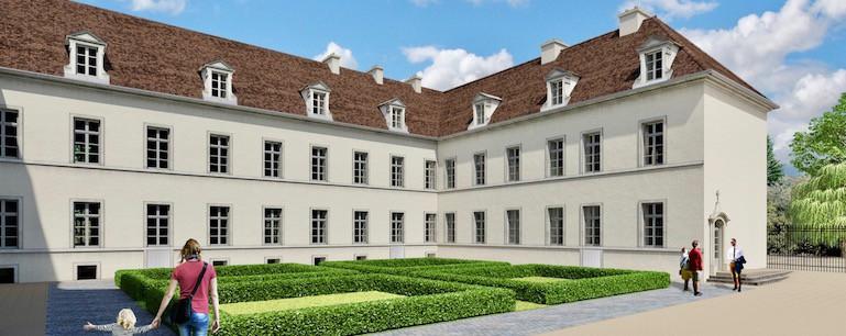 Programme monument historique - hotel dieu - dijon - jedefiscalise.com - 1