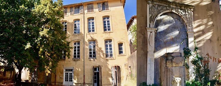 Monument Historique - Aix - Hotel Gassier - 1 - jedefiscalise.com