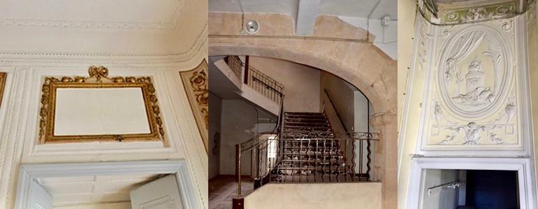 Monument Historique - Aix - Hotel Gassier - - jedefiscalise.com