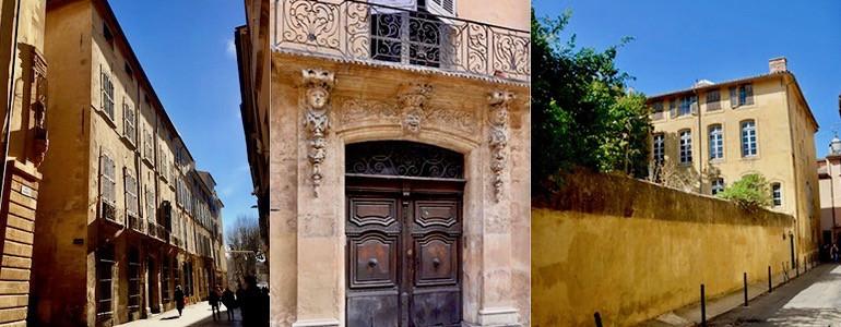 Monument Historique - Aix - Hotel Gassier - 3 - jedefiscalise.com