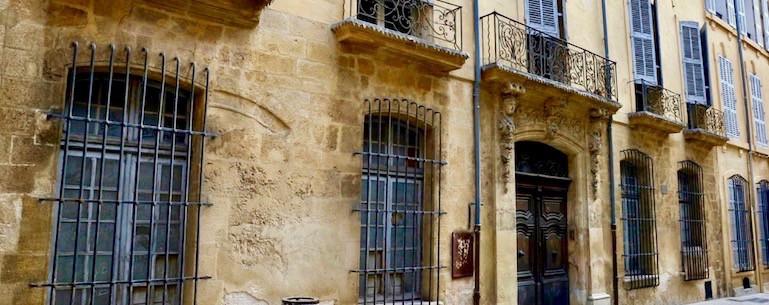 Monument Historique - Aix - Hotel Gassier - 5 - jedefiscalise.com
