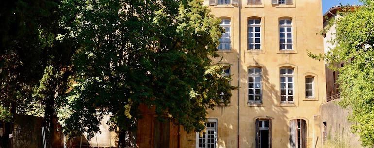 Monument Historique - Aix - Hotel Gassier - 6 - jedefiscalise.com