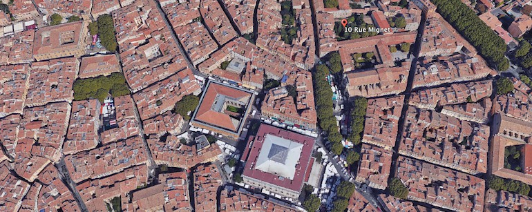 Monument Historique - Aix - Hotel Gassier - 7 - jedefiscalise.com