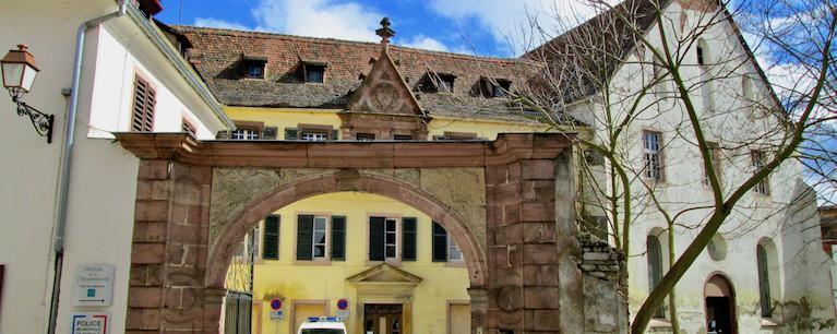 Monument Historique Selestat - Couvent Saint Quirin - Tranche 2 - d
