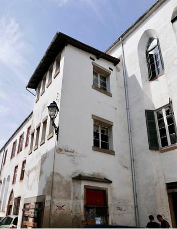 Monument Historique 2017, cas client à Sélestat, tranche 2