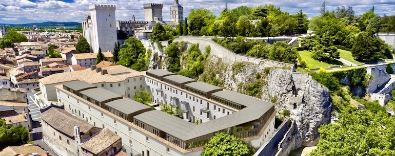 Programme Malraux - Avignon - Cour des Doms - jedefiscalise.com