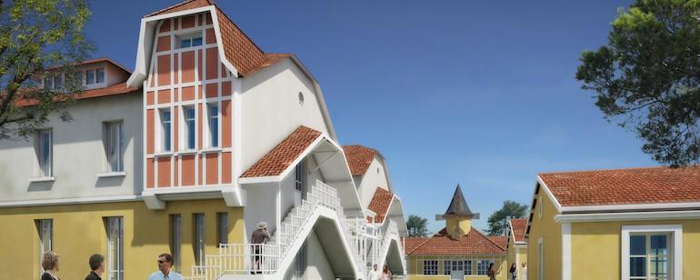 Programme Monument Historique - Oleron - Maison Heureuse - 23 - jedefiscalise.com