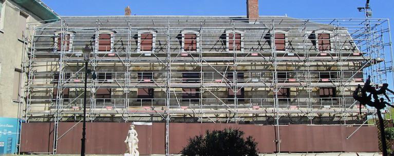 Monument Historique - ile de france - Etampes - Augustines - jedefiscalise.com