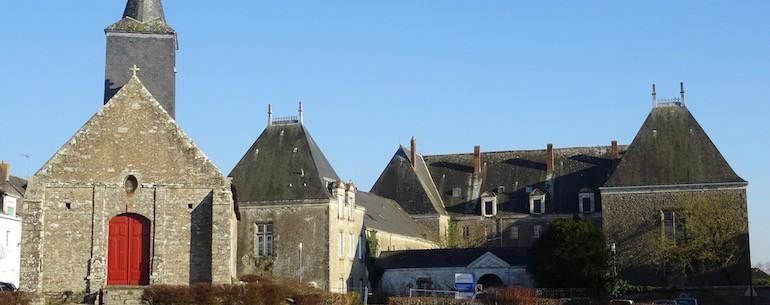 Programme Monument Historique - Guerande - Couvent des Ursulines - 1 - Jedefiscalise.com