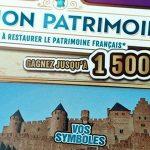 Loto du Patrimoine, deuxième édition