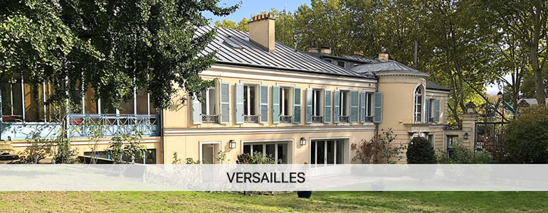 Versailles - Programme defiscalisation Jedefiscalise